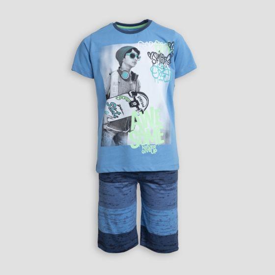 E19K-33P101 , Детска машка пижама