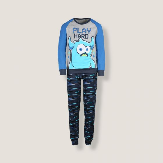 E19K-53P101, Детска машка пижама