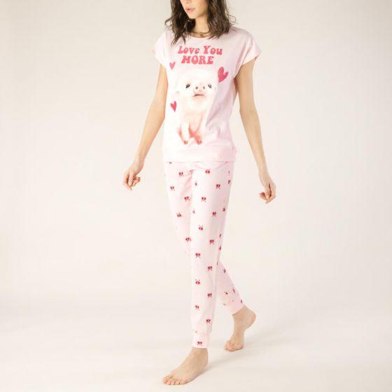 E21K-12P102,Женска пижама