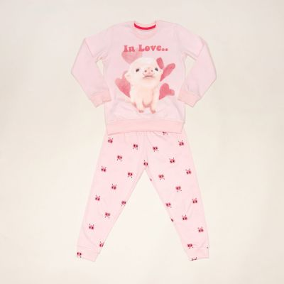 E21K-14P101,Детска женска пижама