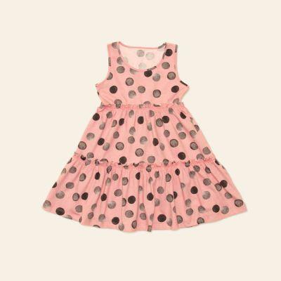 E21K-54E102 , Детски женски фустан