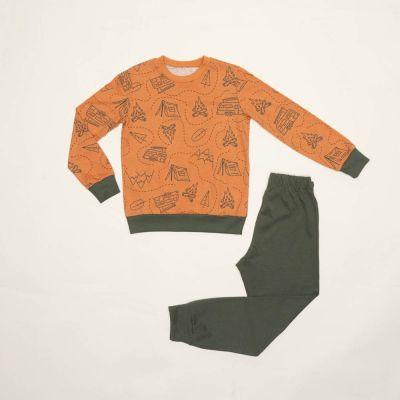 E21K-73P101 , Детска машка пижама