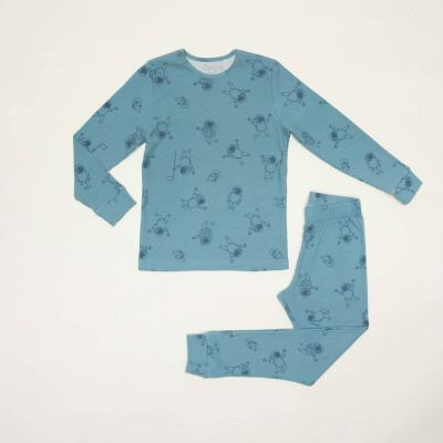 E21K-73P103 , Детска машка пижама