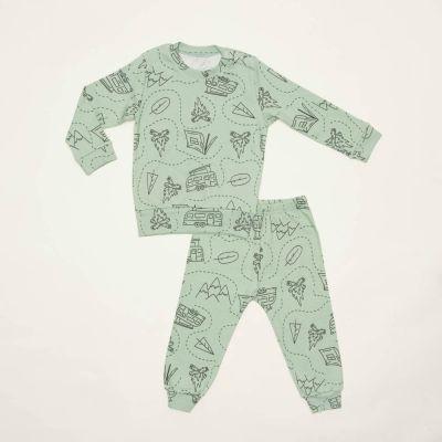 E21K-75P101 , Бебе пижама
