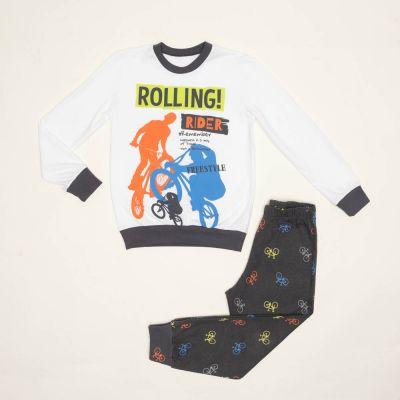 E21K-83P101 , Детска машка пижама