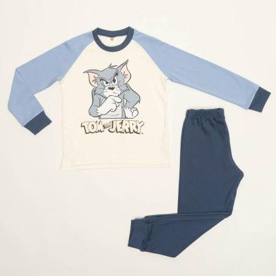 E21K-93P101 , Детски машка пижама WB