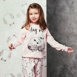 E19K-64P101, Детска женска пижама